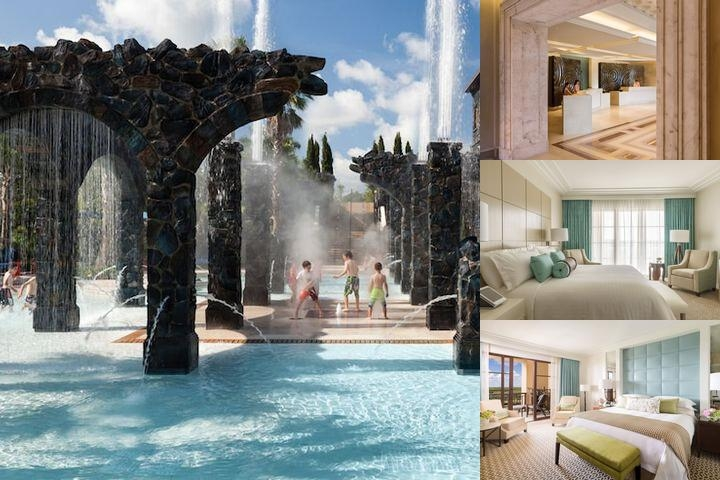 Four Seasons Resort Orlando at Walt Disney World photo collage