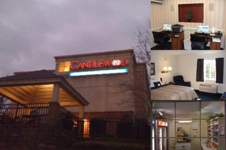 Candlewood Suites Raleigh / Crabtree photo collage