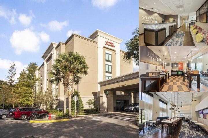 Hampton Inn & Suites Orlando Apopka photo collage