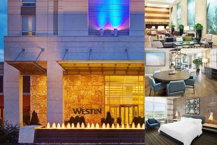 The Westin Chicago North Shore photo collage