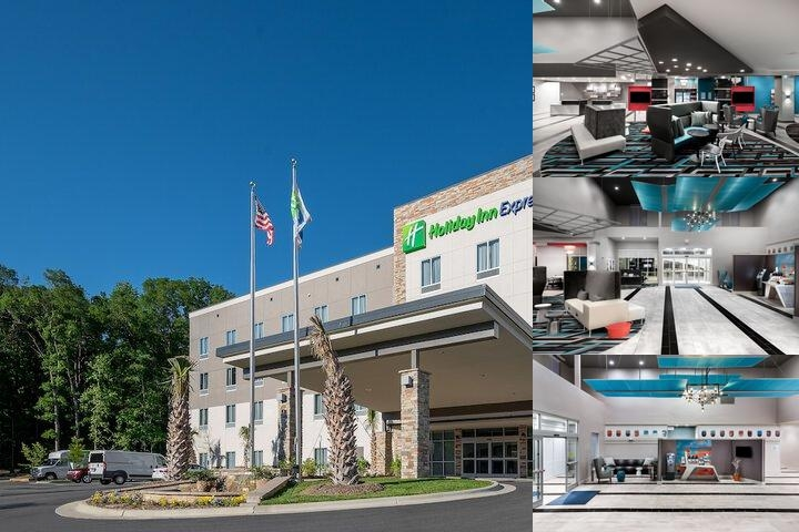 Holiday Inn Express & Suites Charlotte Airport photo collage