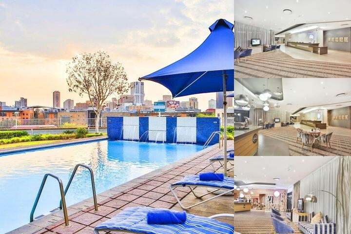 Holiday Inn Express Pretoria Sunnypark photo collage