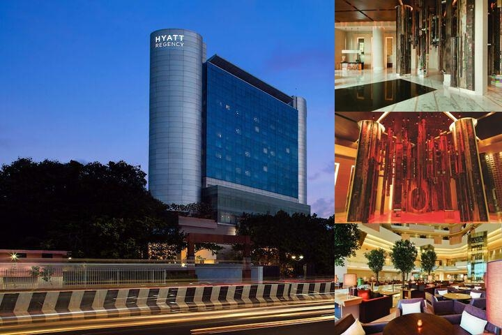 Hyatt Regency Chennai photo collage