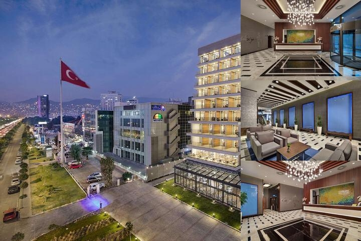 Hilton Garden Inn Izmir Bayrakli photo collage
