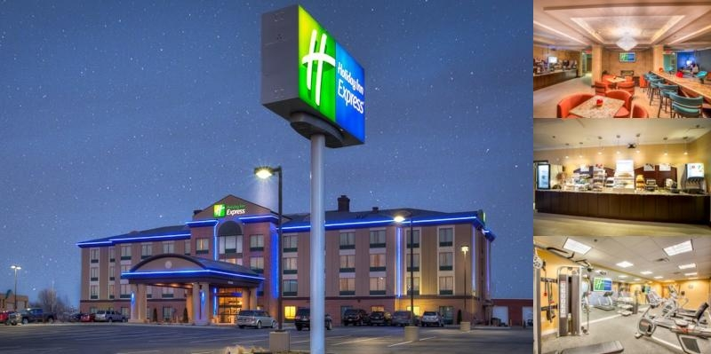 Holiday Inn Express Wichita South photo collage