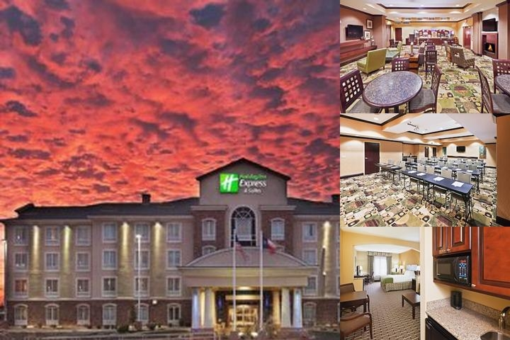 Holiday Inn Express Hotel & Suites El Paso photo collage