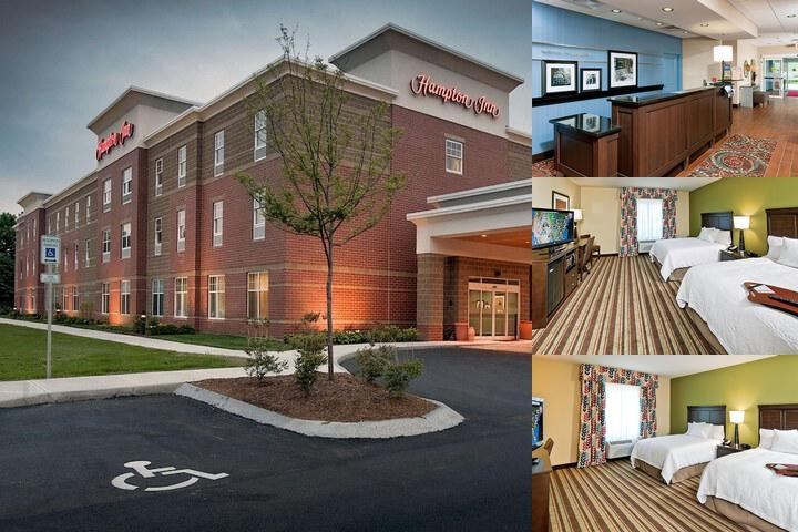 Hampton Inn by Hilton Augusta photo collage