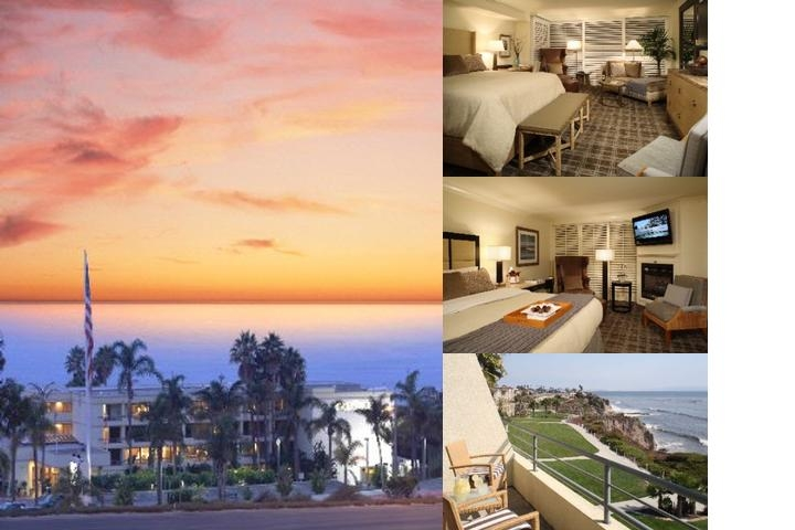 The Cliffs Resort photo collage