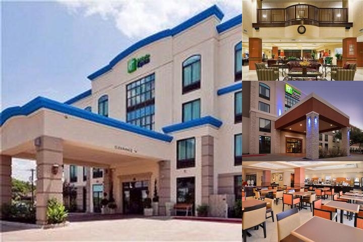 Holiday Inn Express Austin North Central photo collage