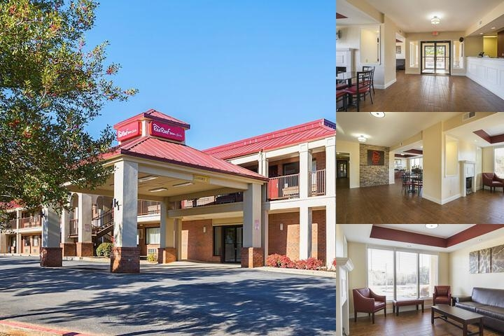 Redroof Inn & Suites photo collage