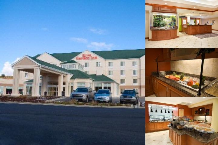 Hilton Garden Inn Casper photo collage