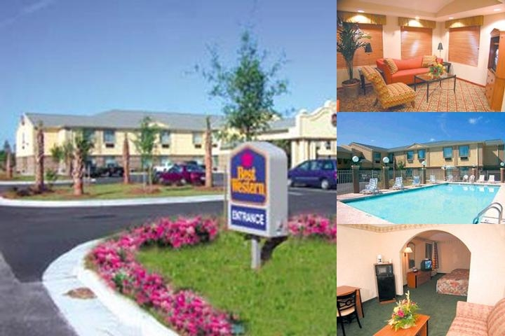 Baymont Inn & Suites Hinesville Fort Stewart Area photo collage
