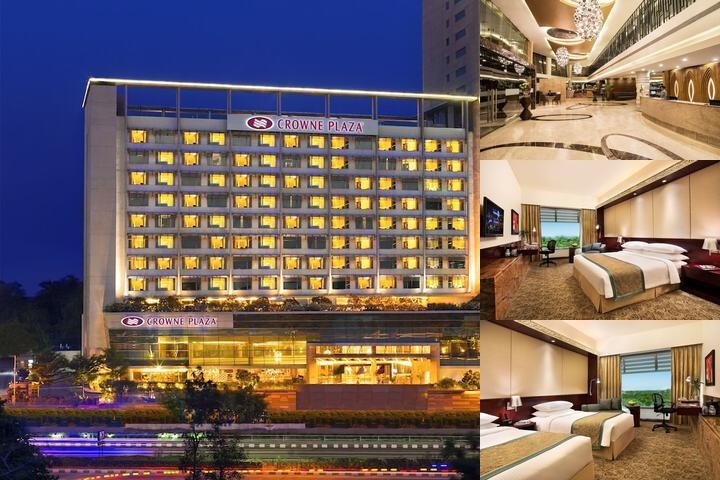 Crowne Plaza Ahmedabad City Centre photo collage