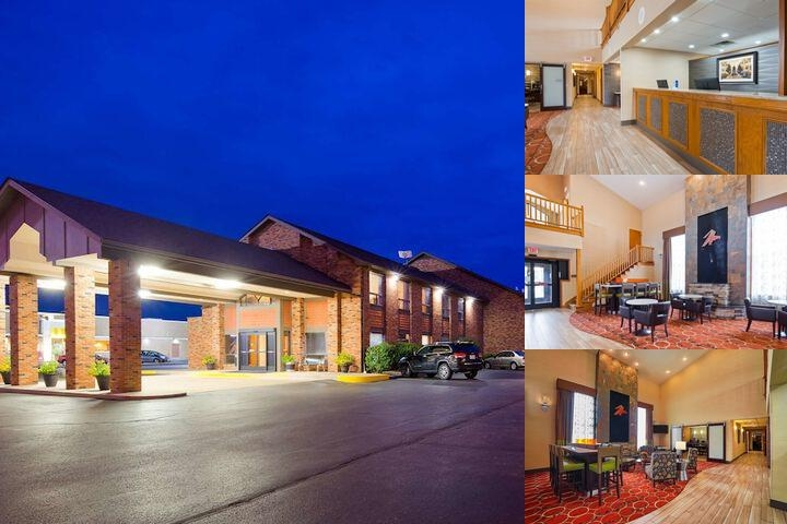 Best Western Falcon Plaza photo collage