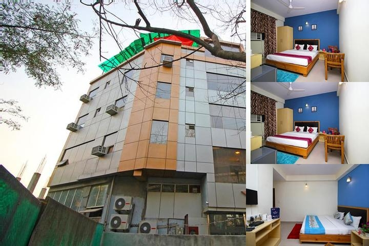 The Metro Star Hotel photo collage