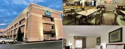 La Quinta Inn Chicago Willowbrook photo collage