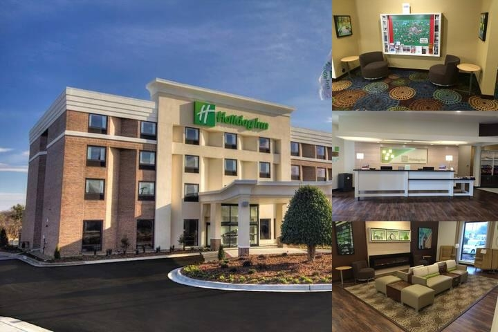 Holiday Inn Greensboro Coliseum photo collage