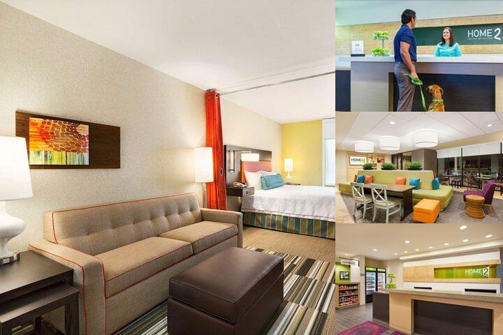 Home2 Suites by Hilton Farmington / Bloomfield photo collage