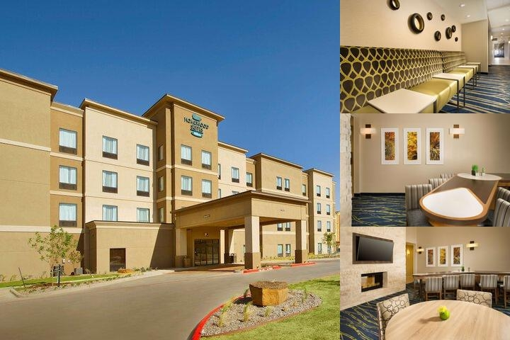 Homewood Suites by Hilton Midland Tx photo collage
