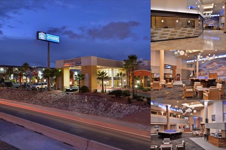 Best Western Plus El Paso Airport Hotel & Conference Center photo collage