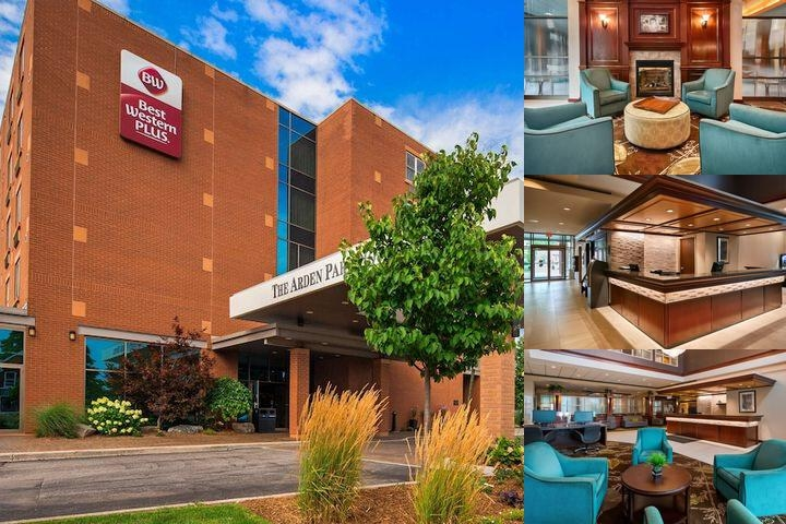 Best Western Plus The Arden Park Hotel photo collage