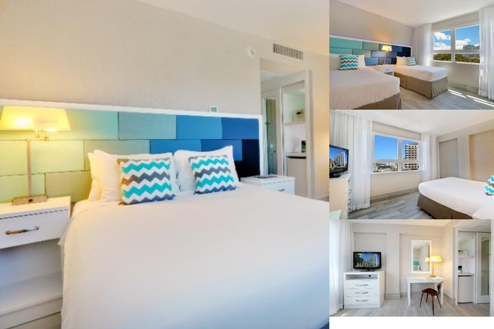 The Wave Hotel at Condado photo collage