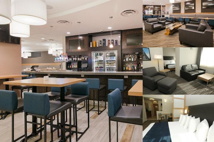 Best Western Plus Sawridge Suites photo collage