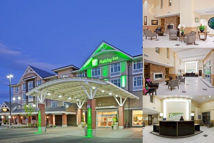 Holiday Inn Hotel & Suites Surrey East Cloverdale photo collage