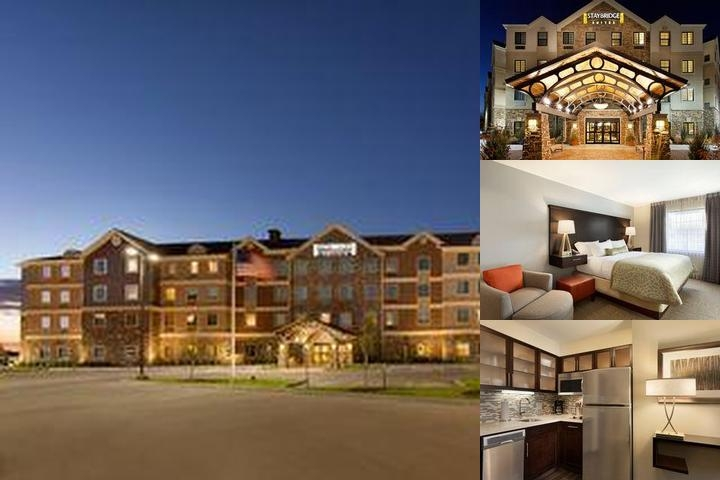 Staybridge Suites Odessa photo collage