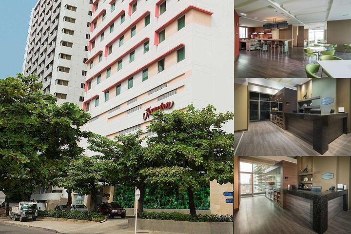 Hampton by Hilton Cartagena photo collage