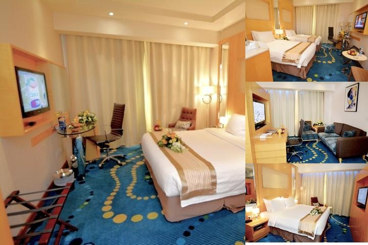 Riyadh Hotel photo collage