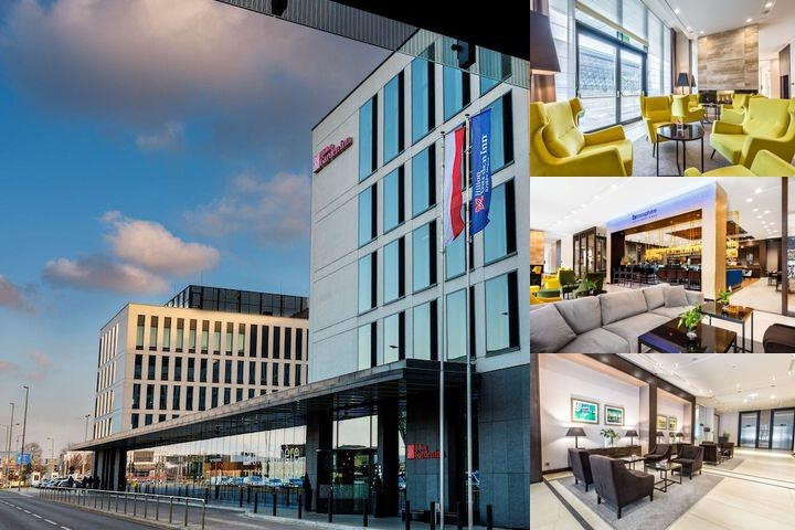 Hilton Garden Inn Krakow Airport photo collage