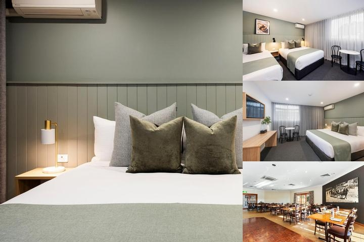 Comfort Inn Aden Mudgee photo collage