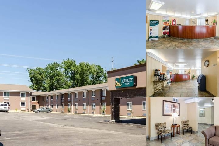 Quality Inn Chicopee / Springfield photo collage