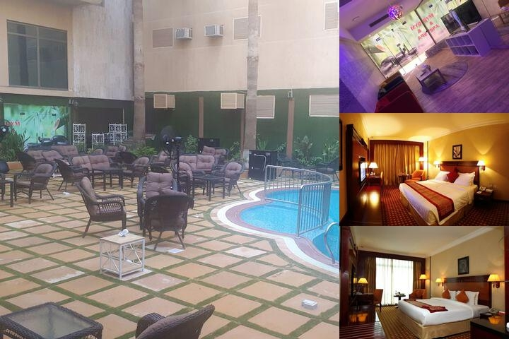 Ramada Riyadh photo collage