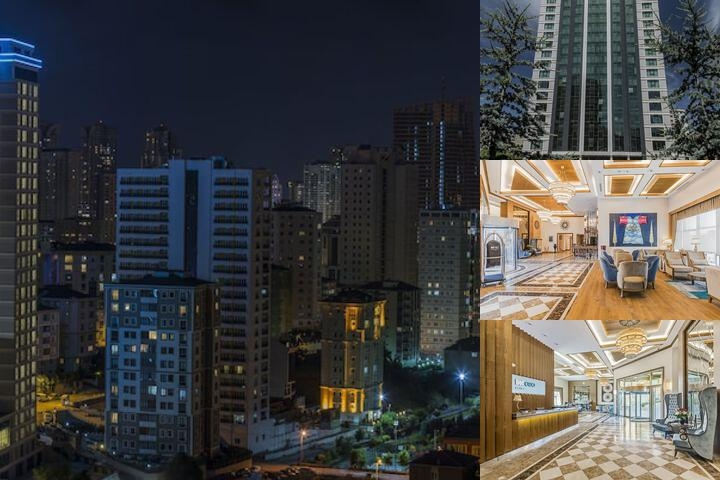 Bof Hotels Ceo Suites Atasehir photo collage