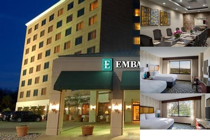 Embassy Suites Dallas Lovefield photo collage
