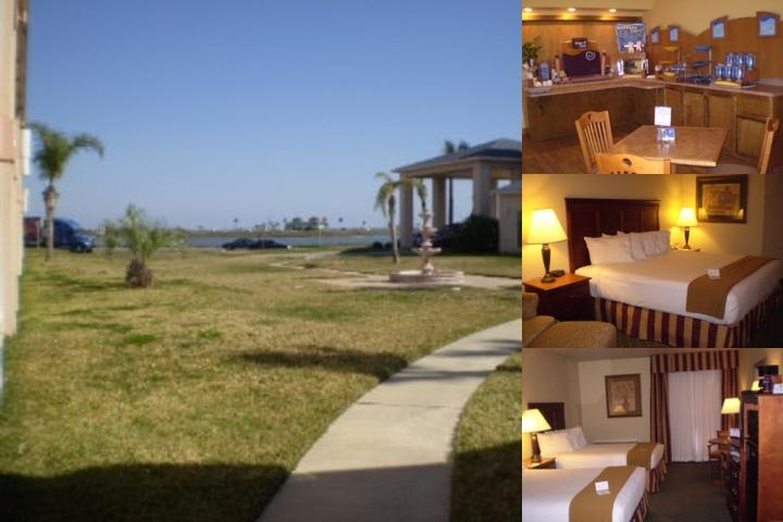 Americas Best Value Inn Rockport Fulton Tx photo collage