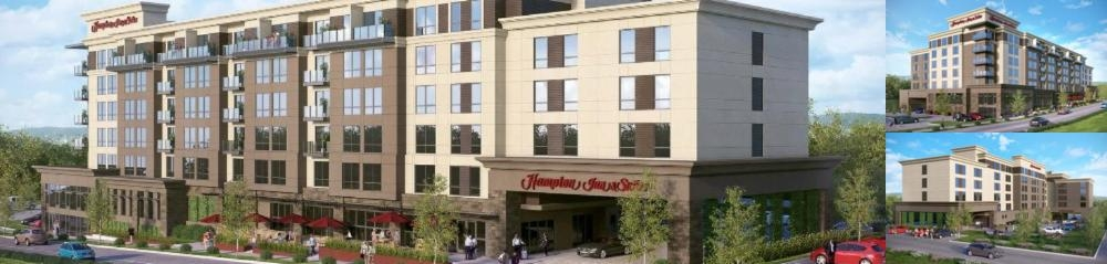 Hampton Inn & Suites by Hilton Seattle / Northgate photo collage