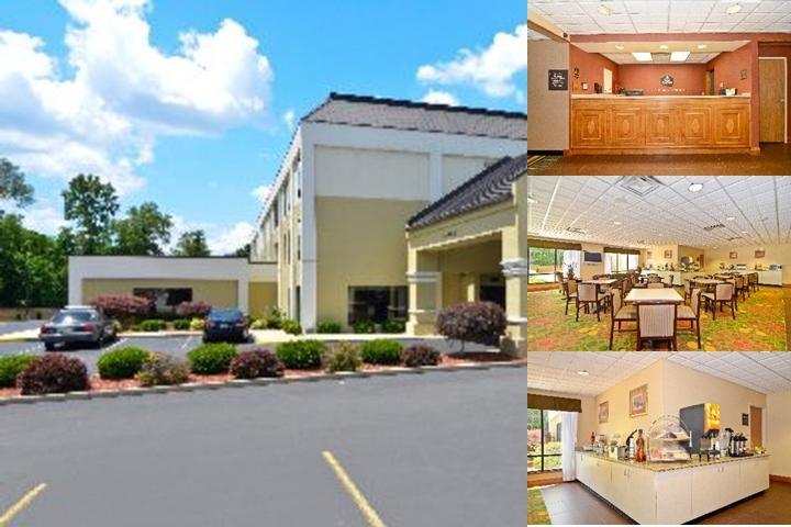 Best Western Classic Inn photo collage