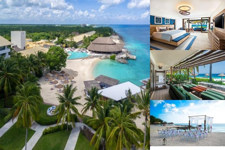 Presidente Intercontinental Cozumel Resort & Spa photo collage