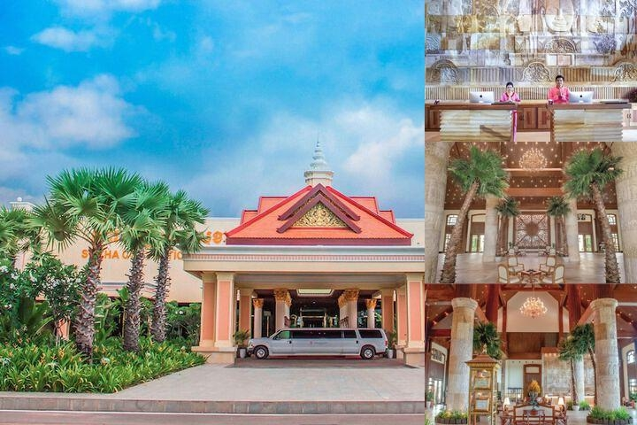 Sokha Siem Reap Resort & Convention Center photo collage