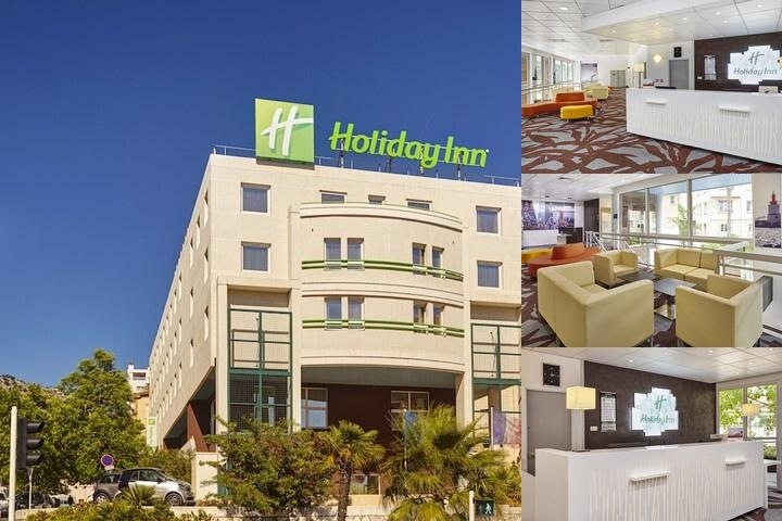Holiday Inn Toulon City Centre photo collage