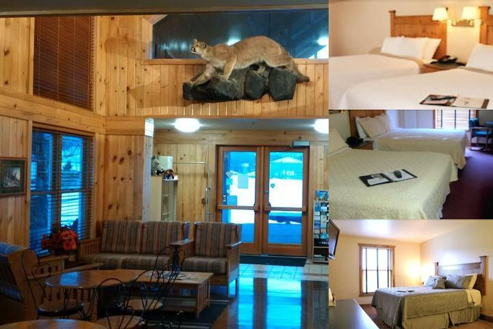 Elkhorn Mountain Inn photo collage