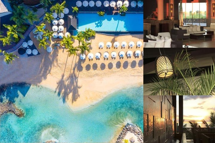 Intercontinental Mauritius Resort Balaclava Fort photo collage