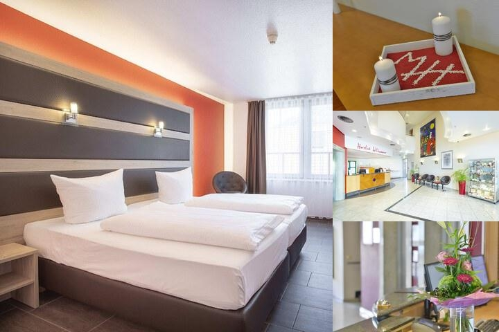 Michel Hotel Heppenheim photo collage