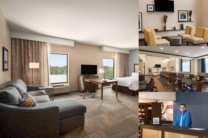 Hampton Inn & Suites Lavonia Ga photo collage