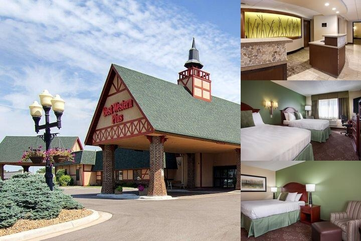 Best Western Plus New Ulm photo collage