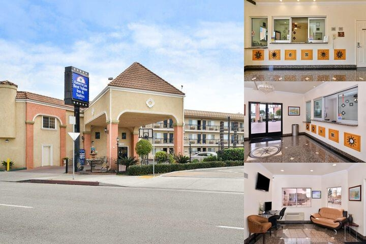 Americas Best Value Inn & Suites El Monte / Los Angeles photo collage