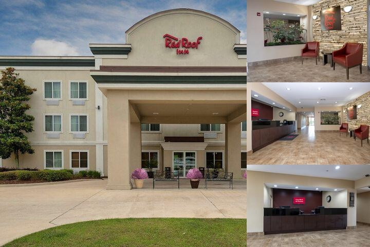 Baymont Inn & Suites Houma photo collage